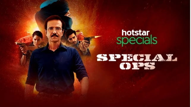 Special Ops Thriller Web-Series