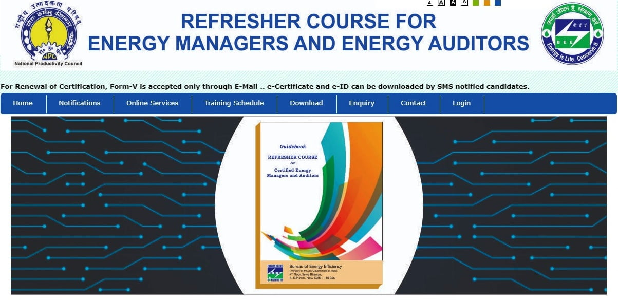 Certified Energy Managers And Auditors